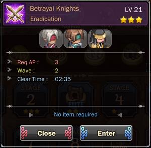 Betrayal Knights 8
