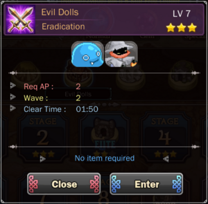 Evil Dolls 1