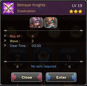 Betrayal Knights 6