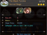 The Black Tundra