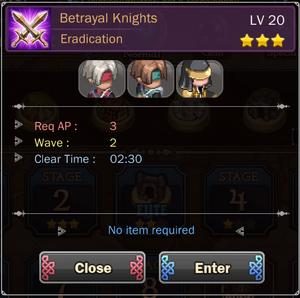 Betrayal Knights 7