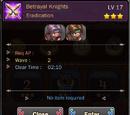 Betrayal Knights
