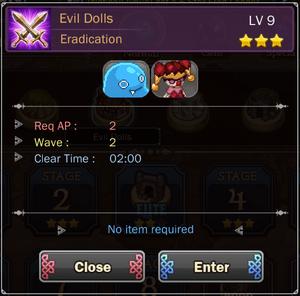 Evil Dolls 4
