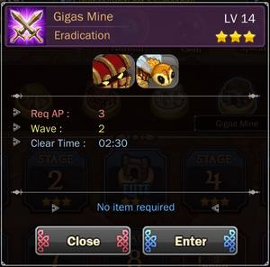 Gigas Mine 1