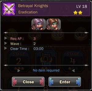 Betrayal Knights 3
