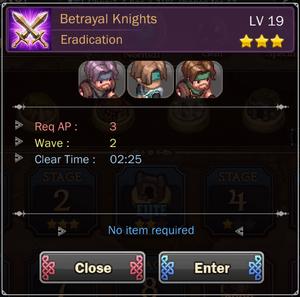 Betrayal Knights 5
