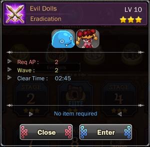 Evil Dolls 6