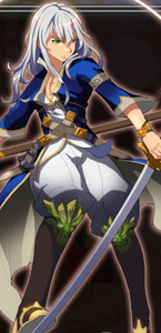 Swordmaster Furian