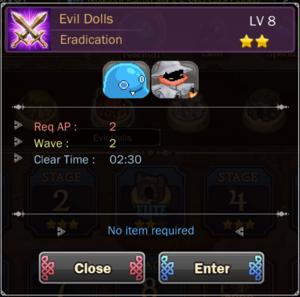 Evil Dolls 3