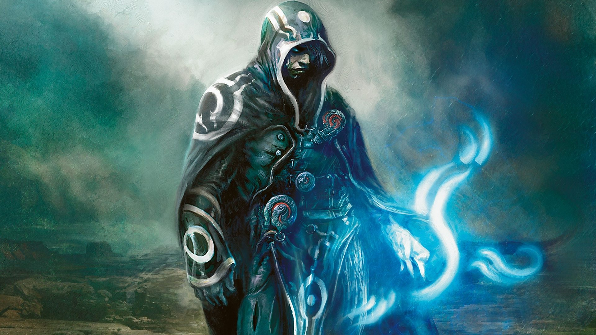 image magic the gathering fantasy art artwork jace beleren jpg