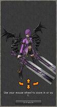 PurpleDevilHunter Asuka Preview