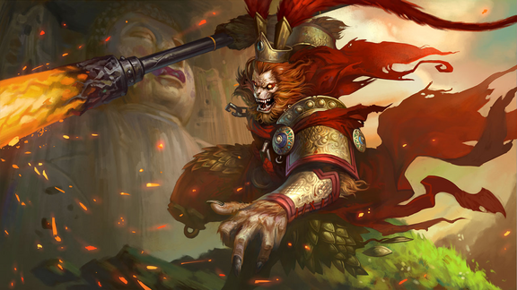 Wukong Splash