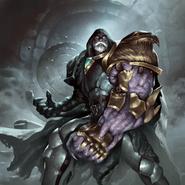 Full Art - Rolant, Iron Tyrant