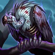 Full Art - Scavenging Vulture