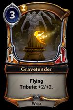 Gravetender