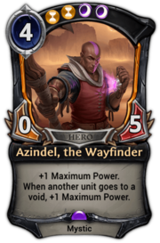 Azindel, the Wayfinder