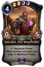 Azindel, the Wayfinder