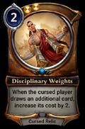 Disciplinary Weights