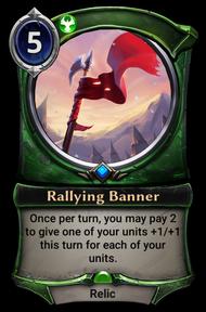 Rallying Banner