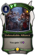 Unbreakable Alliance