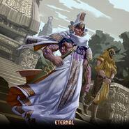 Wallpaper - Verro, Banished Inquisitor
