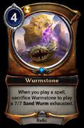 Wurmstone