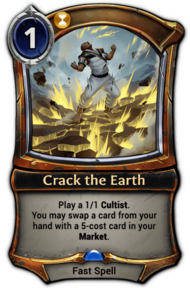 Crack the Earth