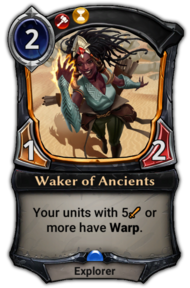 Waker of Ancients