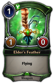 Elder's Feather
