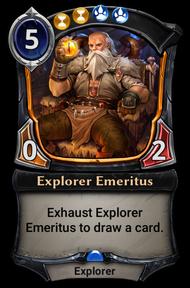 Explorer Emeritus