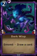 Dark Wisp - Alpha