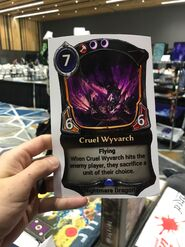 Cruel Wyvarch spoiler 2 - PAX East 2019