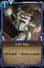 Yeti Spy Alpha