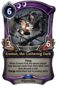 Eremot, the Gathering Dark