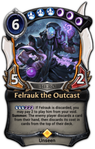 Felrauk the Outcast