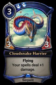 Cloudsnake Harrier