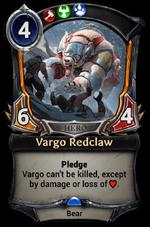 Vargo Redclaw