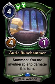 Auric Runehammer