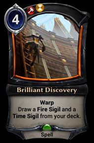 Brilliant Discovery