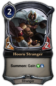 Hooru Stranger