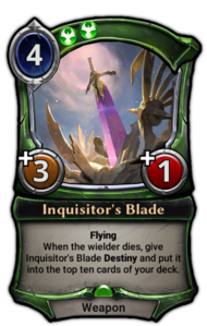 Inquisitor's Blade