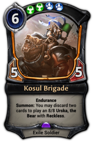 Kosul Brigade