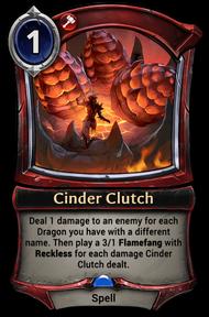 Cinder Clutch