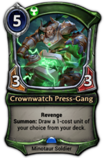 Crownwatch Press-Gang