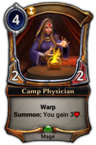 Camp Physician