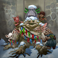 Full Art - The Merriest Mandrake