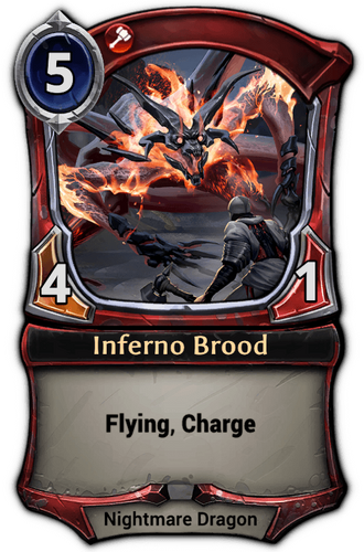 Inferno Brood card