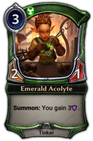 Emerald Acolyte
