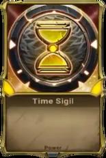 Time Sigil Alpha