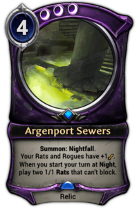 Argenport Sewers